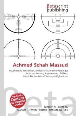 Achmed Schah Massud