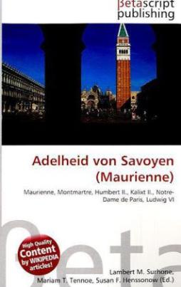 Adelheid von Savoyen (Maurienne)
