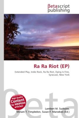 Ra Ra Riot (EP)