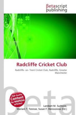 Radcliffe Cricket Club