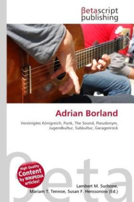 Adrian Borland