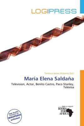María Elena Saldaña