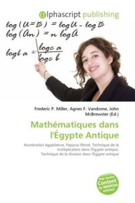 Mathématiques dans l'Égypte Antique