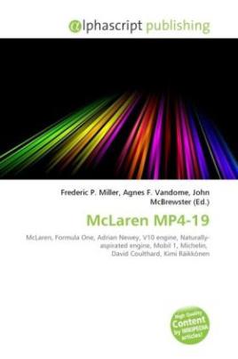 McLaren MP4-19