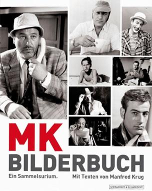 Manfred Krug  MK Bilderbuch