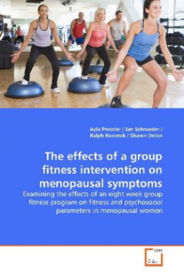 The effects of a group fitness intervention on  menopausal symptoms