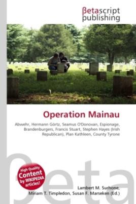 Operation Mainau