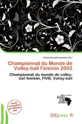 Championnat du Monde de Volley-ball Féminin 2002