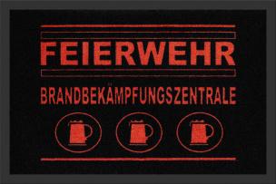 Fußmatte - Feierwehr