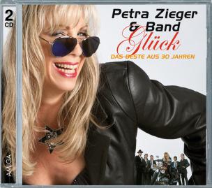 Petra Zieger & Band - Glück: Das Beste aus 30 Jahren (2CD´s)