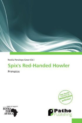 Spix's Red-Handed Howler