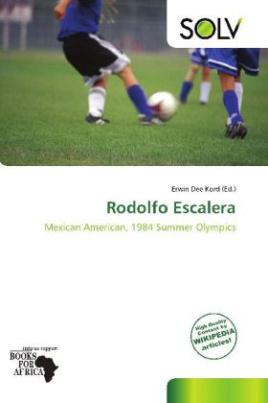 Rodolfo Escalera