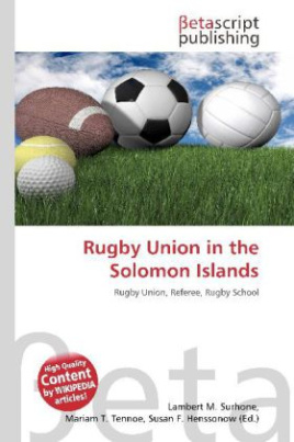 Rugby Union in the Solomon Islands