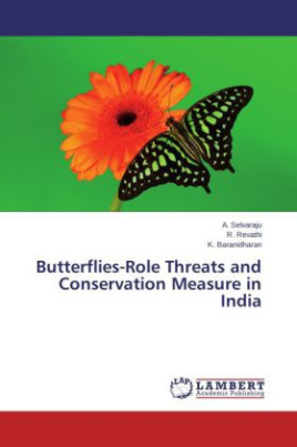 Butterflies-Role Threats and Conservation Measure in India