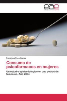Consumo de psicofarmacos en mujeres