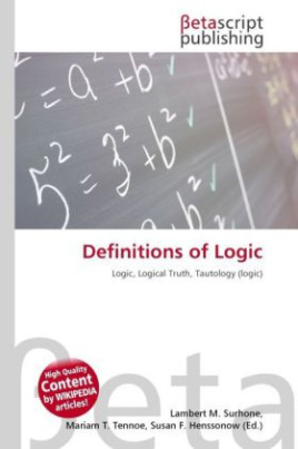 Definitions of Logic