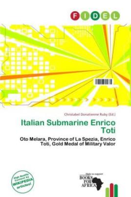 Italian Submarine Enrico Toti