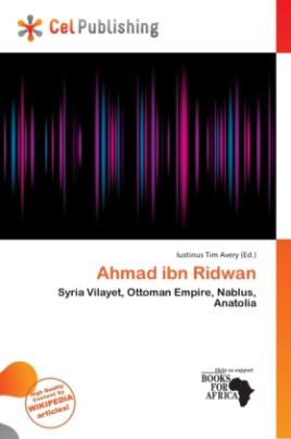 Ahmad ibn Ridwan