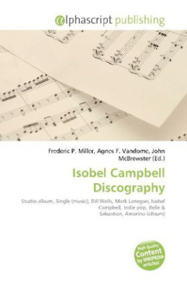 Isobel Campbell Discography