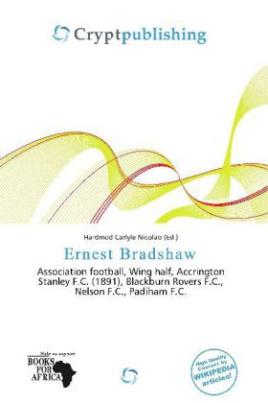 Ernest Bradshaw