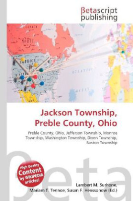 Jackson Township, Preble County, Ohio