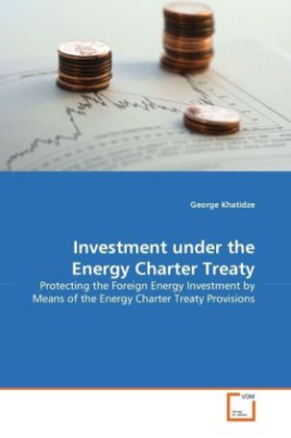 Investment under the Energy Charter Treaty