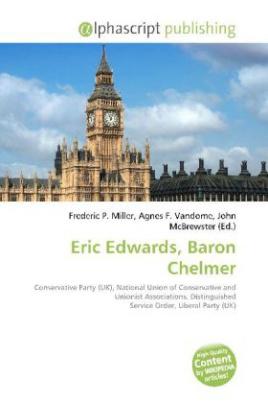 Eric Edwards, Baron Chelmer