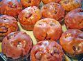 Kirsch-Vanille-Muffins