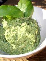 Pesto selbstgemacht