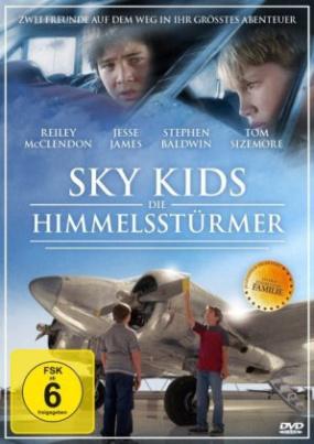 Sky Kids - Die Himmelsstürmer, 1 DVD