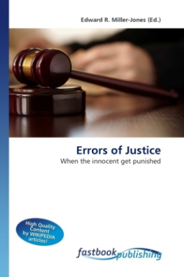 Errors of Justice