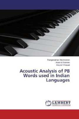 Acoustic Analysis of PB Words used in Indian Languages