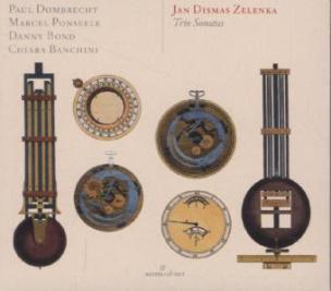 Trio Sonatas / Triosonaten ZWV 181, 2 Audio-CDs