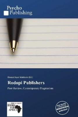 Rodopi Publishers