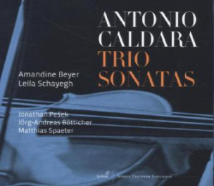 Trio-Sonaten op. 1 & op. 2, 1 Audio-CD