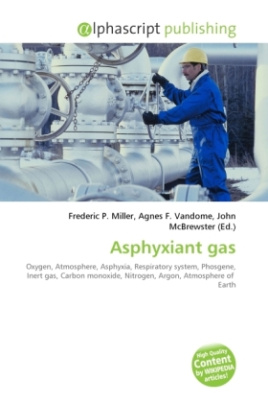 Asphyxiant gas