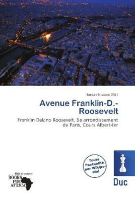 Avenue Franklin-D.-Roosevelt
