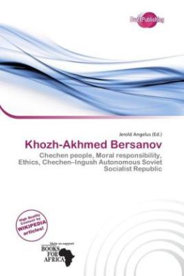 Khozh-Akhmed Bersanov