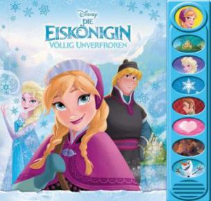 Disney Die Eiskönigin - Völlig Unverfroren, m. Tonmodulen