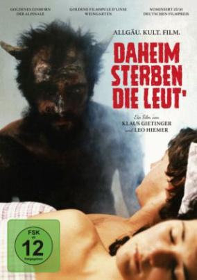 Daheim sterben die Leut', DVD (restaurierte Fassung)