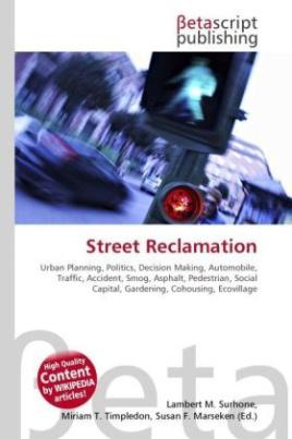 Street Reclamation