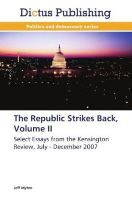 The Republic Strikes Back, Volume II