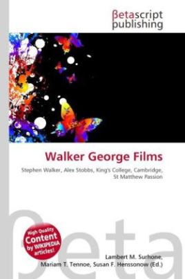 Walker George Films