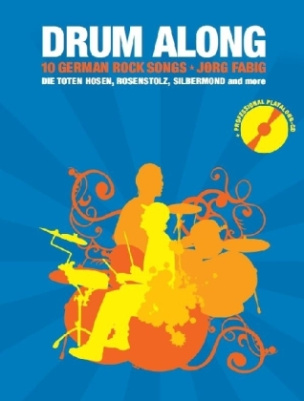 Drum Along, m. Audio-CD. Bd.4