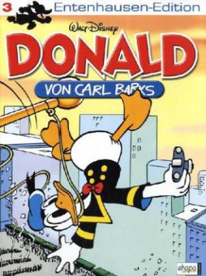 Entenhausen-Edition - Donald. Bd.3
