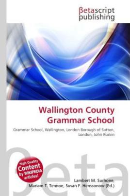 Wallington County Grammar School