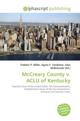 McCreary County v. ACLU of Kentucky