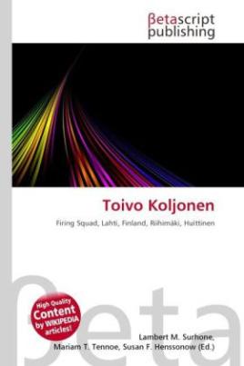 Toivo Koljonen