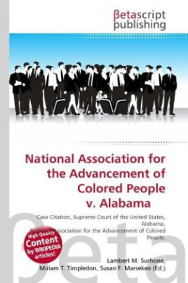 National Association for the Advancement of Colored People v. Alabama