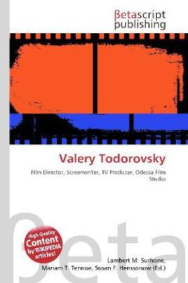 Valery Todorovsky